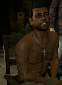 Ferdinand torturado
