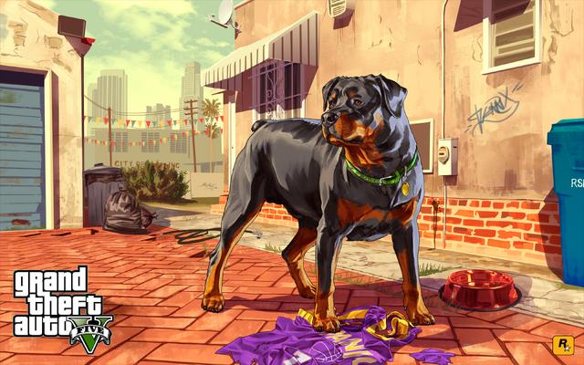 Archivo:Grand Theft Auto V Artwork - Chop.png