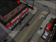 Burger Shot Poligono Industrial CW