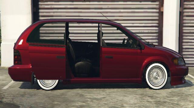 Archivo:Minivan-lowrider3 gtao.jpg