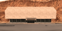 Edificio del desierto