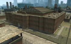 Penitenciaría Alderney Edificio Principal