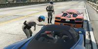 Me enfrenté a la ley...