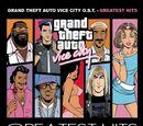 Grand Theft Auto Vice City O.S.T. - Greatest Hits