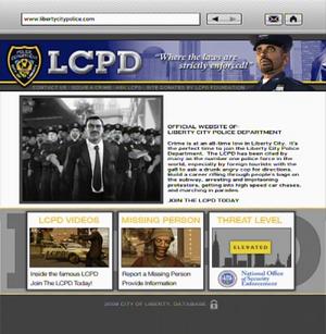 LCPD Website