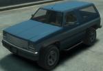 Rancher caja cubierta GTA IV