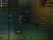 El robo del Tanque 3