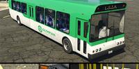 Autobús del aeropuerto