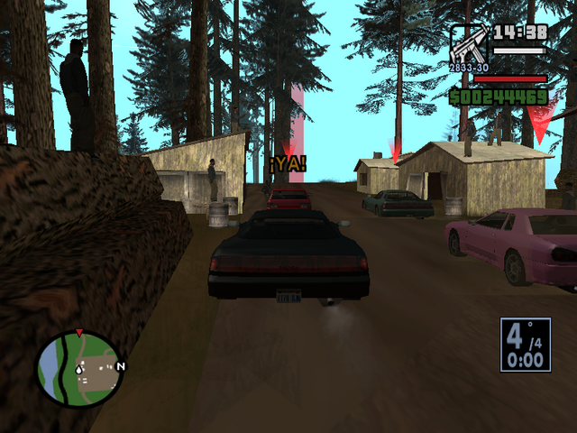 Archivo:GTA SA Badlands B - Carrera 1.PNG