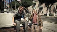 Older Triad gangsters