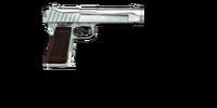 Pistola de calibre 50