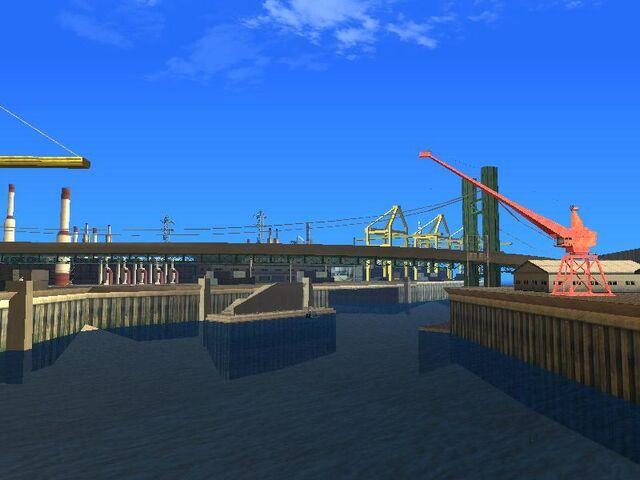 Archivo:Vista del puente en Ocean Docks.jpg