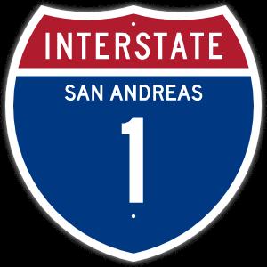 Archivo:Interstate 1 Shield.png