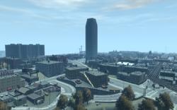 Dukes distrito GTA IV