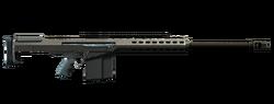 Rifle de francotirador pesado GTA V