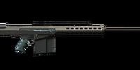 Rifle de francotirador pesado