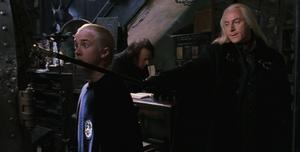 Lucius en Borgin y Burkes.png