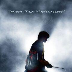 Tiempos difíciles por delante, Harry (teaser poster)