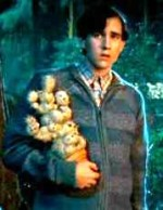 Neville y la Mimulus