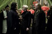P6 Snape, Filch y Malfoy