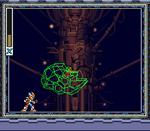 Virus Sigma vs. Mega Man X, Base de los X-Hunters.