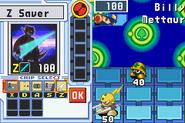 Megaman Battle Network 4 Blue Moon 04