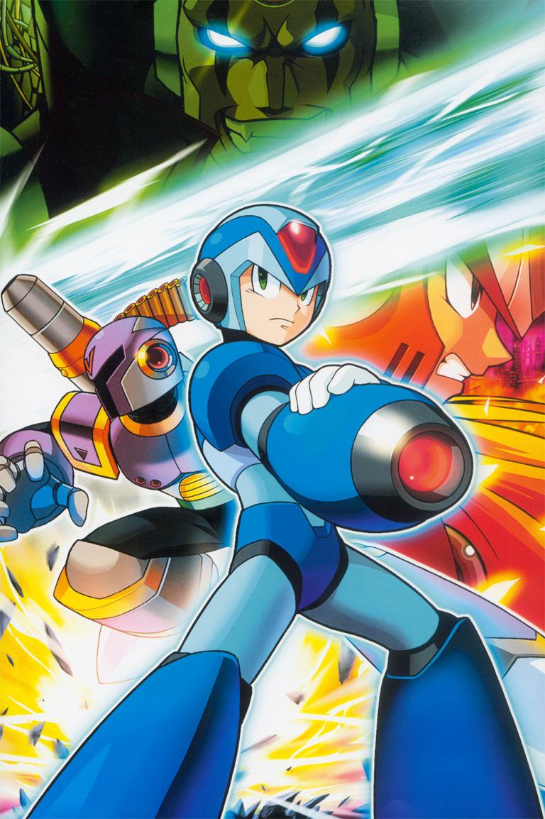 Mega Man Mavirick Hunter X 59