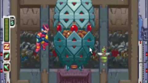 Juguemos Megaman Zero 3 en Espa. parte 3