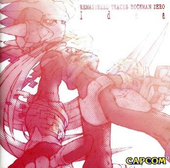 Archivo:Portada de Remastered Tracks Rockman Zero IDEA