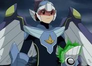 Pegasus Ice anime