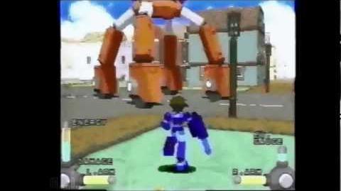 Mega Man Neo (Legends) E3 1997 Early Alpha Footage Next Generation Magazine Sept