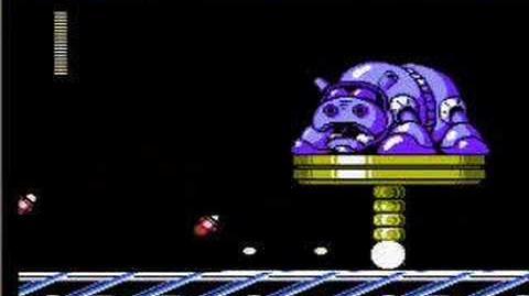 Mega Man 4-RingMan