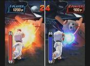 TvsC Ryu mini game