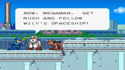 Mega Man 7 Walkthrough (Intro in HD)