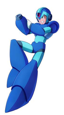 Mega Man X (Personaje)