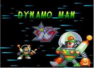Dynamoman present