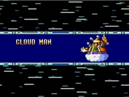Cloudman present