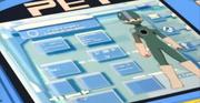 NetNavi sin personalizar en el Anime