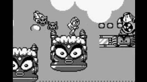 Mega Man II (4) Air Man and Wily's Economic Crisis