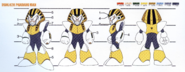 DWN028-PharaohMan-Especificaciones