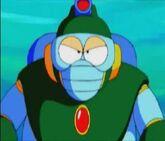 Bubble Man Super Adventure