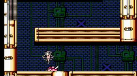 Mega Man 3 - Shadow Man's Stage