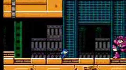 Mega Man 5-GravityMan