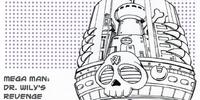 Wily Estación (Mega Man: Dr. Wily's Revenge)