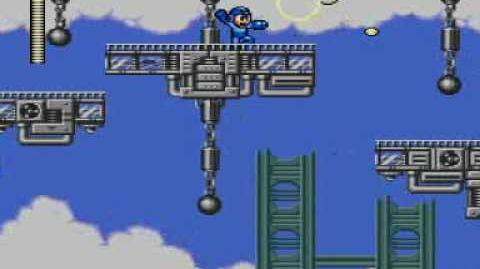 Megaman Wily Wars (Megaman 2 - Airman 6 )