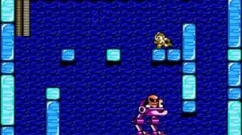 Mega Man 2 - Flash Man's Stage