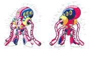 Octopusdimensiones