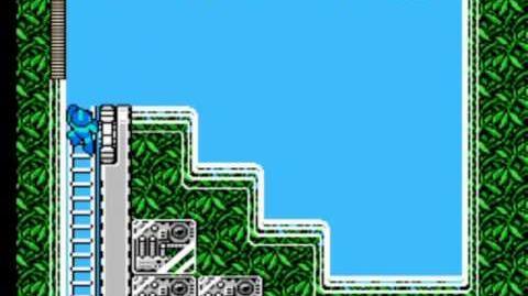 Mega Man 3 - Top Man's Stage-0