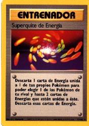 Carta Superquite de Energía