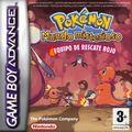 Carátula Pokémon Mundo Misterioso equipo de rescate rojo.jpg